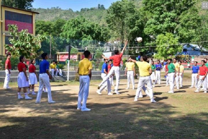 St MaryS High School-Play Ground