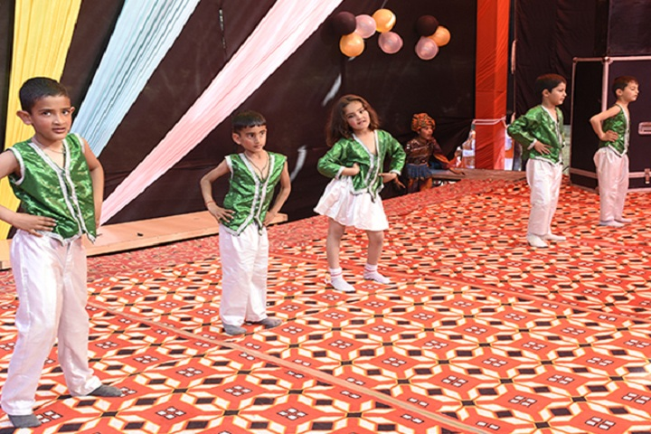 St Xaviers Residential School-Events dance