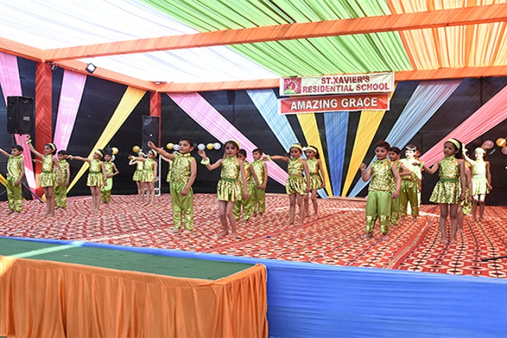 St Xaviers Residential School-Events function
