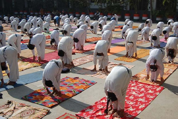 St Xaviers Residential School-Others yoga