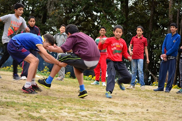 Stokes Memorial School-Sports kabbadi