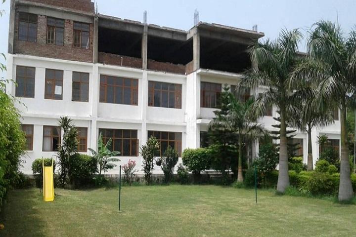 Sunshine Public School-School building
