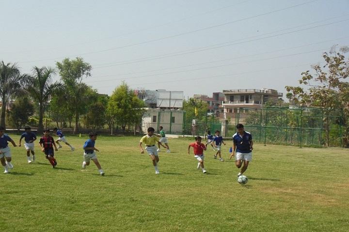 Sunshine Public School-Sports football