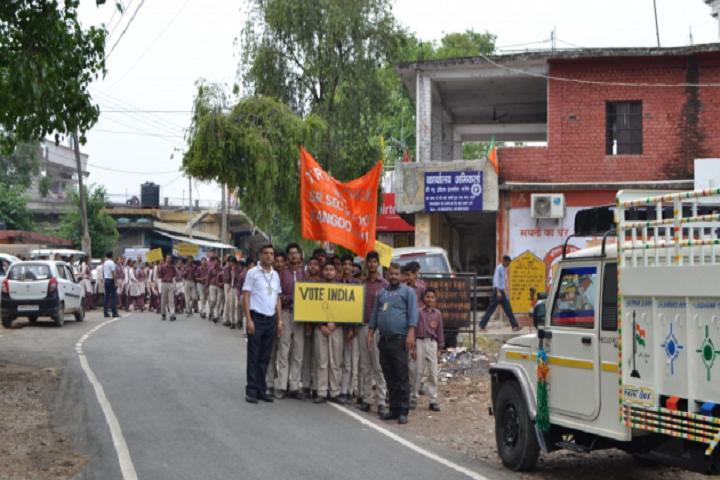 TRDAV Public Senior Secondary School-Others rally