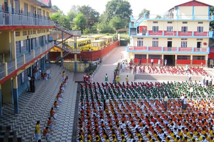 TRDAV Public Senior Secondary School-Others prayer