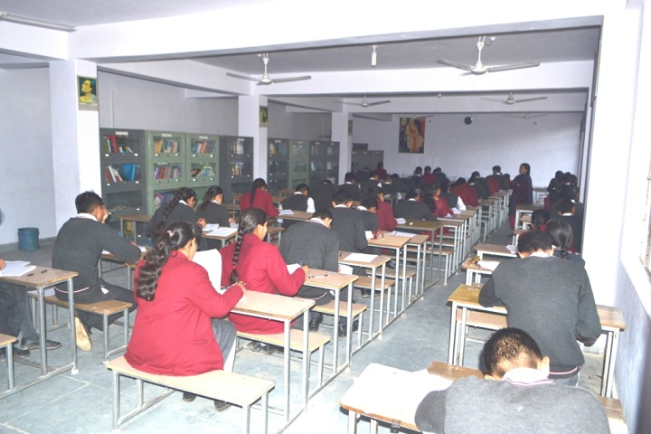 TRDAV Public Senior Secondary School-Library