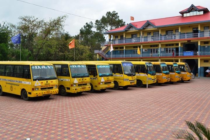 TRDAV Public Senior Secondary School-Transport