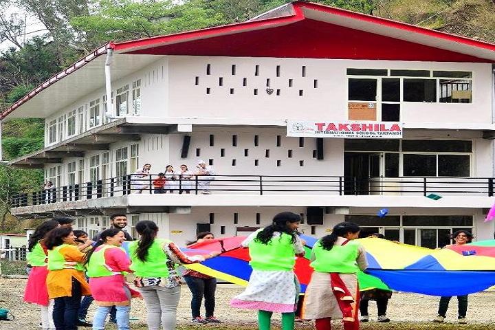 Takshila-Campus-View