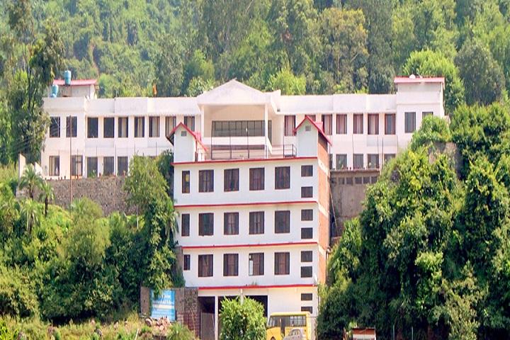 The Divine International School-Campus View