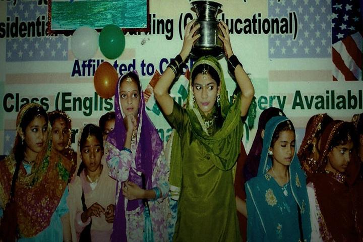 The K T S Public School-Events programme