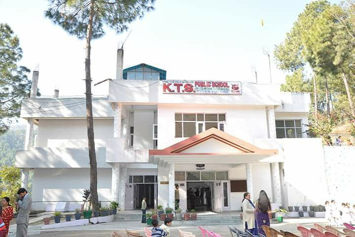 The K T S Public School-Campus-View