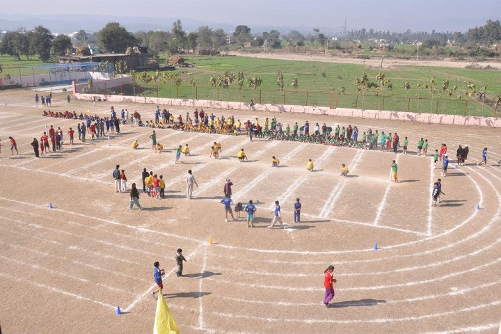 The ScholarS Home Paonta Sahib-Sports
