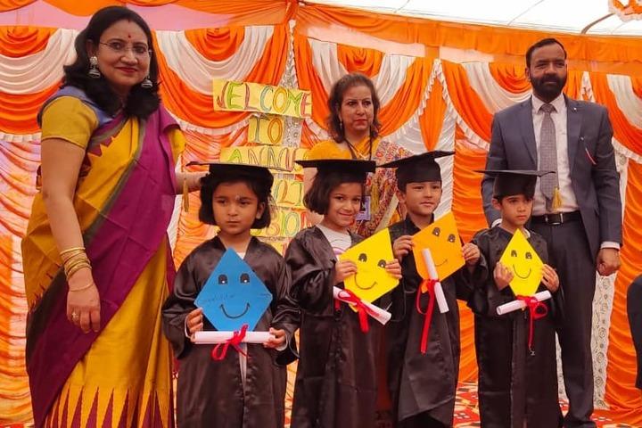 The Svn School-Graduation Day