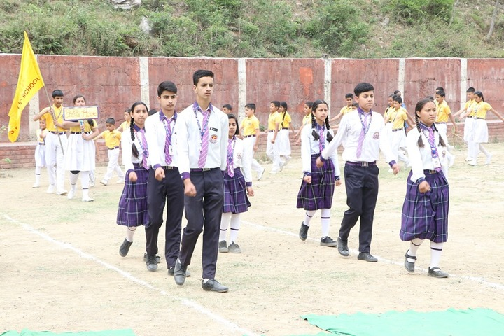 The Svn School-Investiture Ceremony