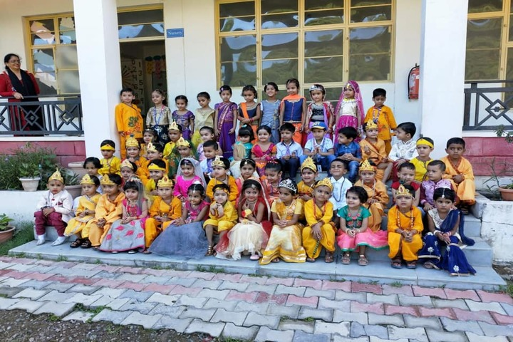 The Svn School-Janamastami Celebrations