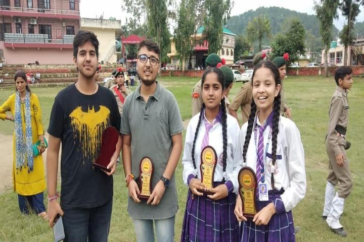 The Svn School-Prize Ceremony