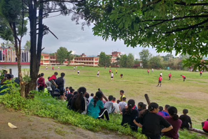 Tibetan Childrens Village School-Play Ground