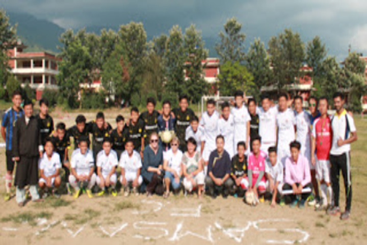Tibetan Childrens Village School-Sports