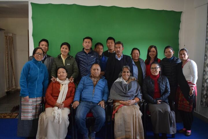 Tibetan Childrens Village School-Staff