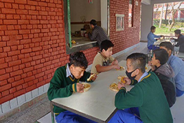 Tibetan Childrens Village School Chauntra