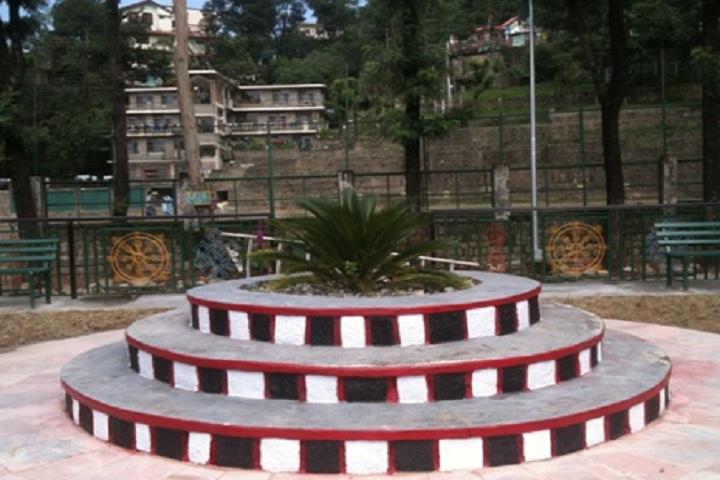 Tibetans Childrens Village School-School building