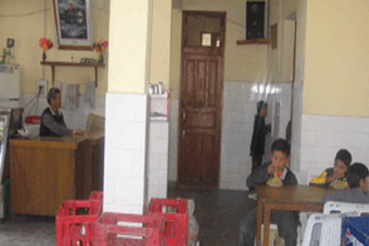 Tibetans ChildrenS Village School-Cafeteria