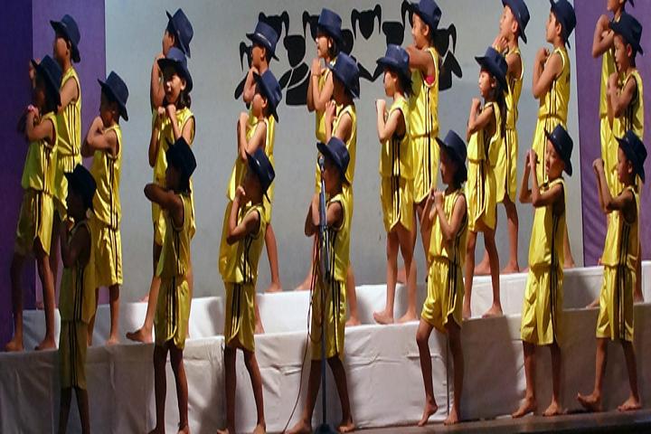 Tibetans Childrens Village School-Events Dance