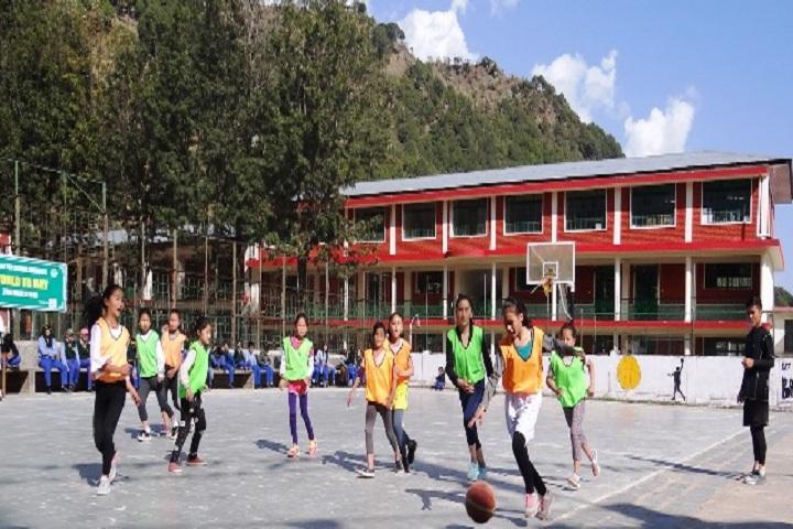 Tibetans Childrens Village School-Sports