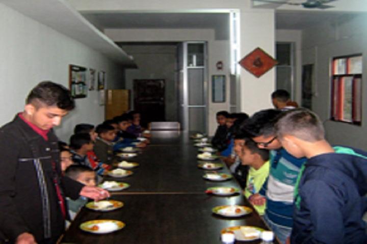 Viveka Foundations-Cafeteria