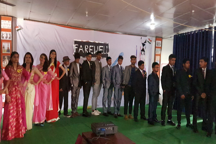Viveka Foundations-Events farewell party