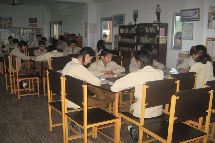 Viveka Foundations-Library with reading room