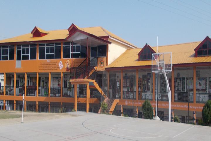 Viveka Foundations-Campus-View