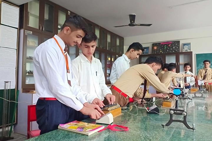 Viveka Foundations-Laboratory