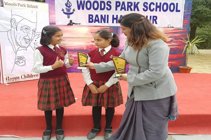 Woods Park School-Others prize