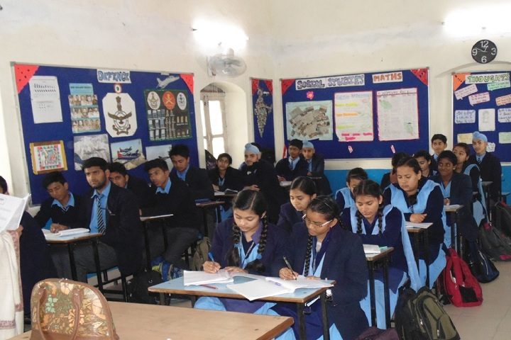 Air Force School-Classroom