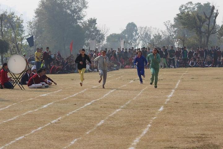 Army Goodwill Public School-Sports Running