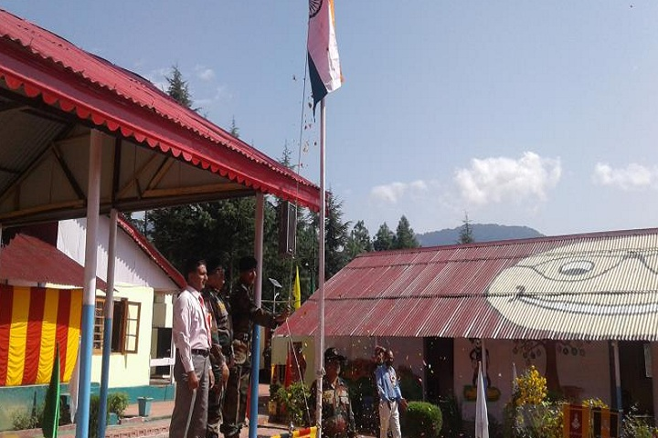 Army Goodwill Public School-Independance Day