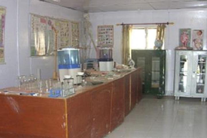 Army Goodwill Public School-Laboratory