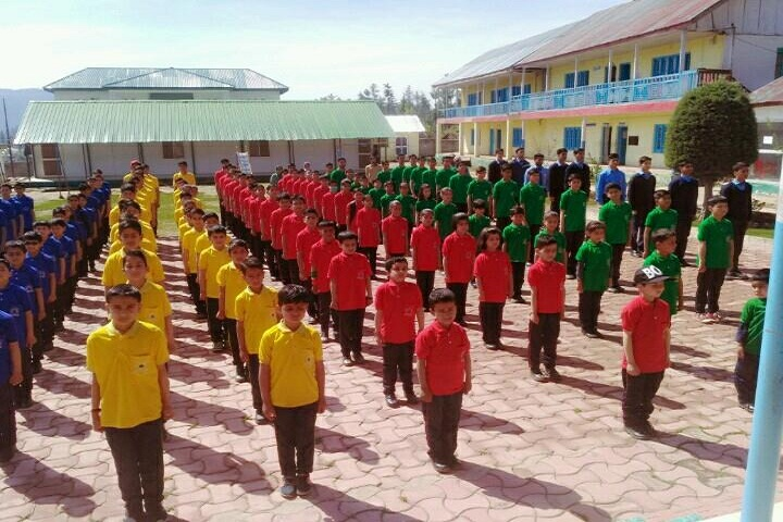 Army Goodwill Public School-Assembly