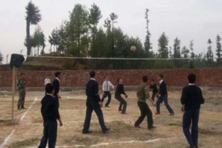 Army Goodwill Public School-Sports