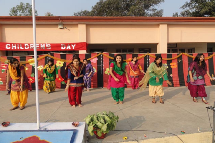 Army Public School-Events Childrens Day
