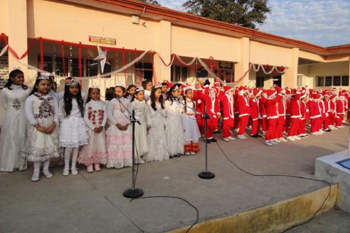 Army Public School-Events Christmas