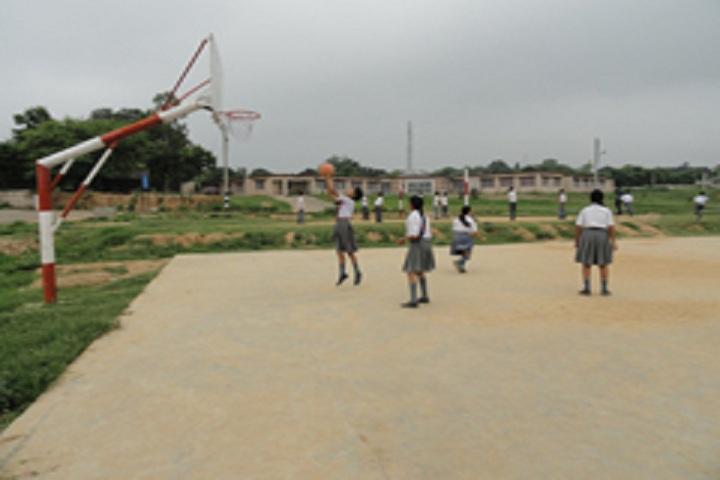 Army Public School-Sports Basketball