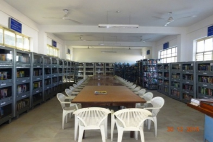 Army Public School-Library View of School