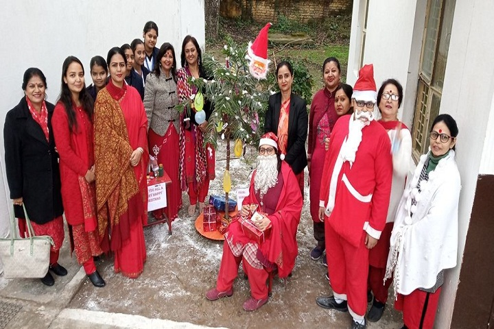 Army Public School-Christmas Celebrations