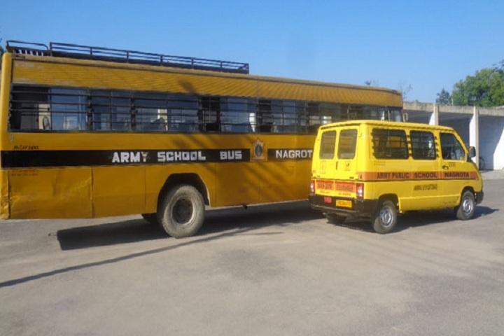 Army Public School-Transport