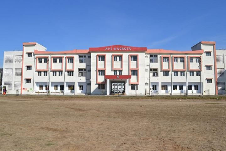 Army Public School-Campus-View