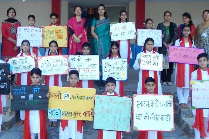 Army Public school-Earth Day