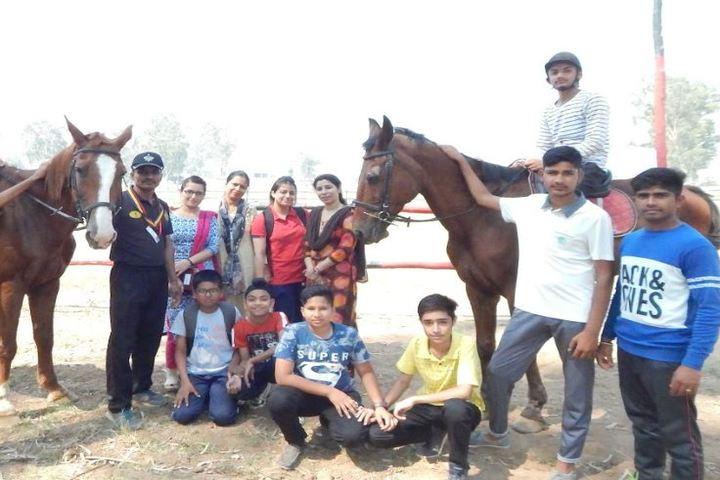 Army Public school-School Camp