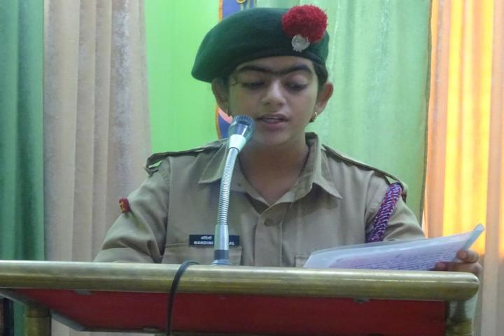 Army Public school-Speech